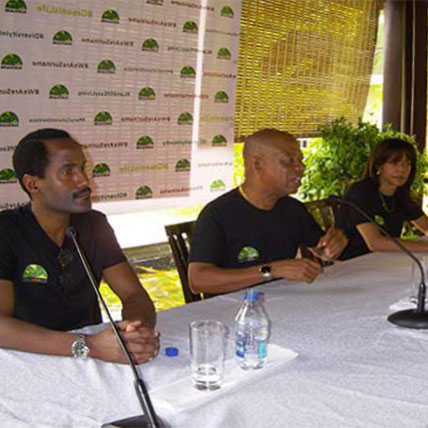 Suriname Launch Branding Campaign