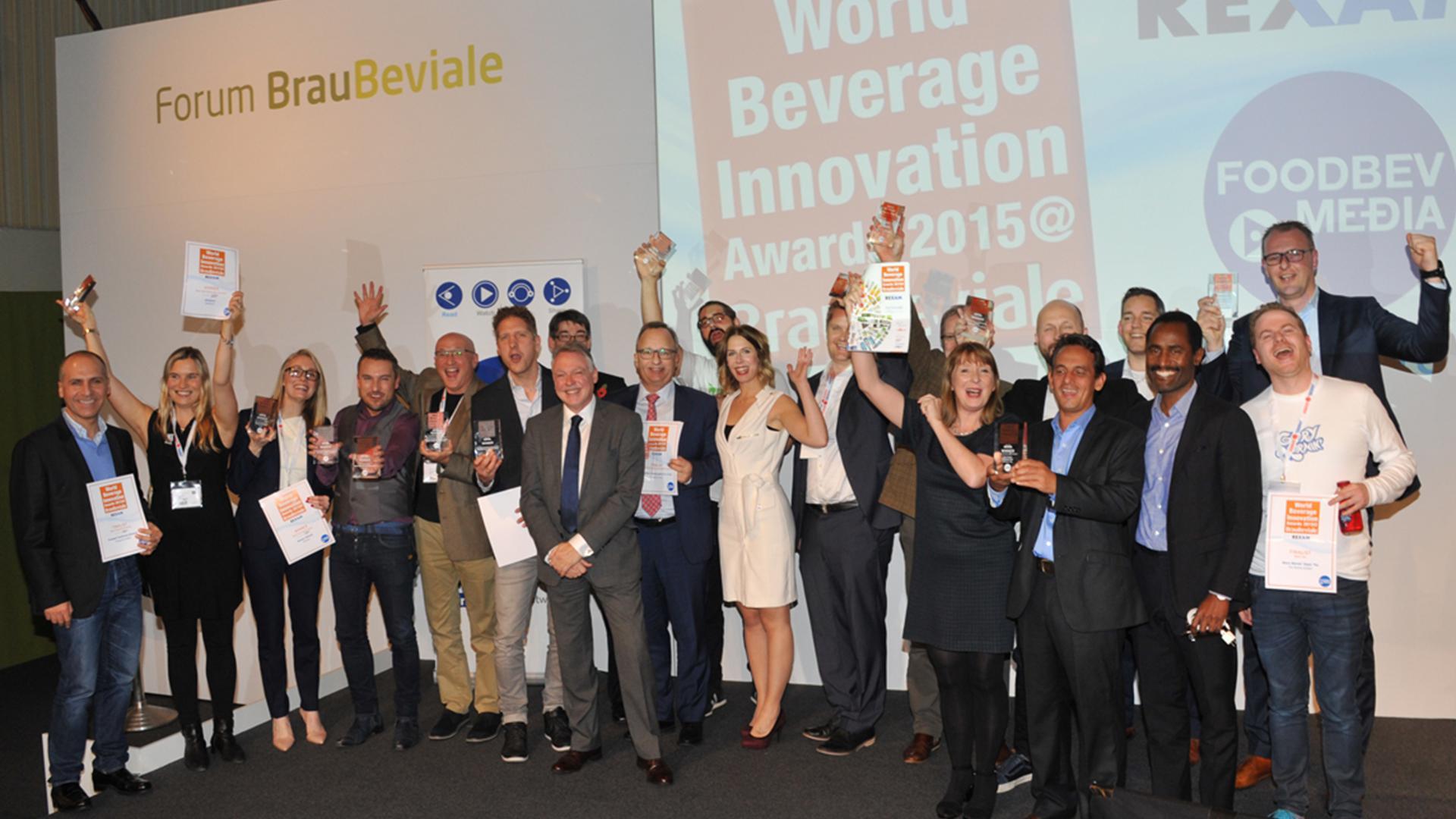 SipSmart Cap Wins 1st Place at World Beverage Innovation Awards